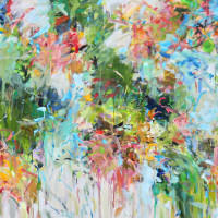"""Laura Rathe Fine Art presents Carly Allen Martin and Lucrecia Waggoner: """"Untethered"""""""