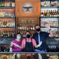 Anvil staff masks