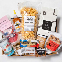 Texas foodies gift basket