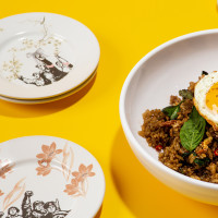 Best Quality Daughter phat kaphrao fried rice
