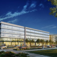 Hewlett Packard Enterprise Spring Houston headquarters
