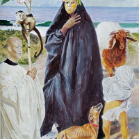 Hooks-Epstein Galleries presents Kermit Oliver