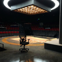 Alley Theatre stage