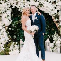 Alex Bregman Reagan Howard Instagram IG wedding