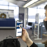 United Airlines Agent on Demand virtual customer service