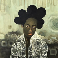"Wally Workman Gallery presents Anne Siems: ""Be The Soul"""