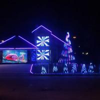 Wisdom Way Lights, Haltom City