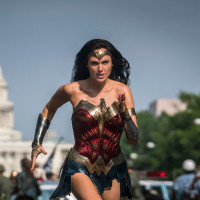 Gal Gadot in Wonder Woman 1984