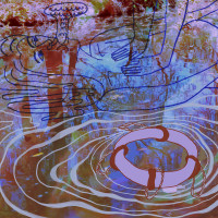 """ICOSA Collective presents Kate Csillagi and Brooke Gassiot: """"Meet Me at the Water"""""""