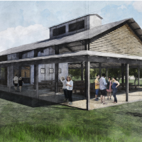 Hildee's Dine-Inn rendering