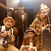 A.D. Players troupe cast