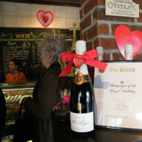 The Valentine's Champagne and Chocolate Tour