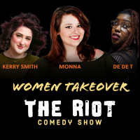 Women Take Over the Show