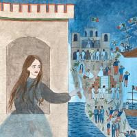 "Lawndale Art Center presents Jennifer May Reiland: ""Carnage"""