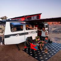 TAXA Outdoors camper