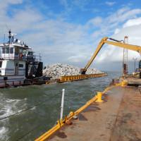 Galveston Bay oyster sanctuary