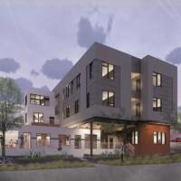 Hotel Dryce rendering