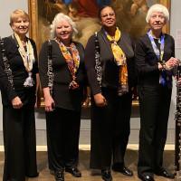 Cypress Winds Clarinet Quartet