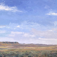 "Foltz Fine Art presents Susu Meyer: ""Contemporary Texas Landscapes"""