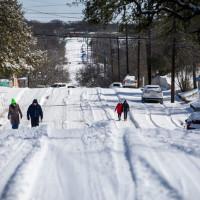 Austin snowstorm 2021