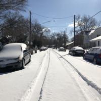 Austin snow storm 2021