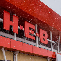 H-E-B during winter storm 2021