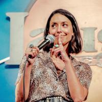 Comedian Jade Catta-Preta