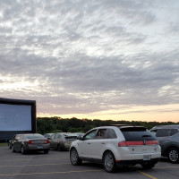 The Globe Drive-In Theater