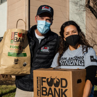 Eva Longoria San Antonio Food Bank