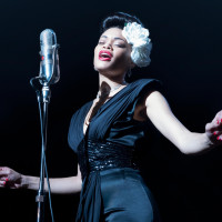 Andra Day in The United States vs. Billie Holiday
