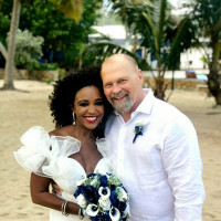 Jacquie Baly James Craig wedding St Croix Houston