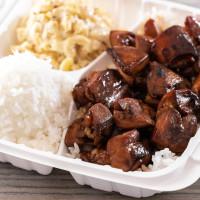 Hawaiian Bros plate lunch