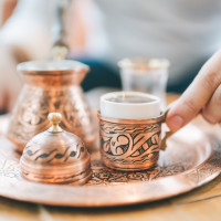 Pax & Beneficia turkish coffee