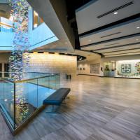 Holocaust Museum Houston hall