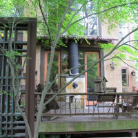 Dallas Airbnb treehouse