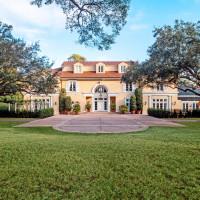Gerald Hines Villa estate for sale 2920 Lazy Lane