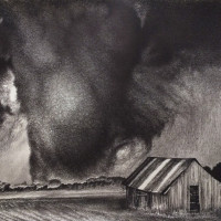 """Redbud Gallery presents Colleen Blackard: """"The Abandoned Series: Returning"""""""