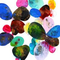 """Laura Rathe Fine Art presents Meredith Pardue: """"I Am the Moon"""""""