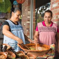 New Culinary Adventure: Tamales calientitos