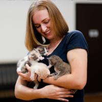 Houston SPCA Foster Family program