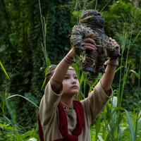 Kaylee Hottle in Godzilla vs. Kong