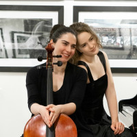 Hasmik Vardanyan and Alisiya Boiko