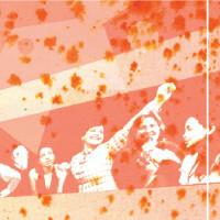 Marisa Morán Jahn orange wallpaper