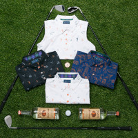 Tito's X William Murray Golf clothing Austin