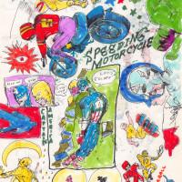 "The Contemporary Austin presents Daniel Johnston: ""I Live My Broken Dreams"""