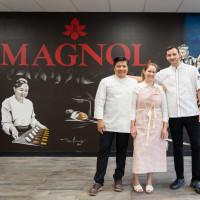 Magnol French Baking Otto Sanchez Krissy Sanchez Matthieu Cabon