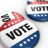 Native Vote SA Early Voting Rall election