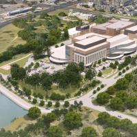 Texas Children's Hospital Austin rendering