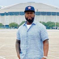 50 Cent Houston Astrodome