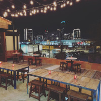 Tinie's rooftop bar